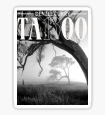 Denzel Curry - TA13OO Sticker