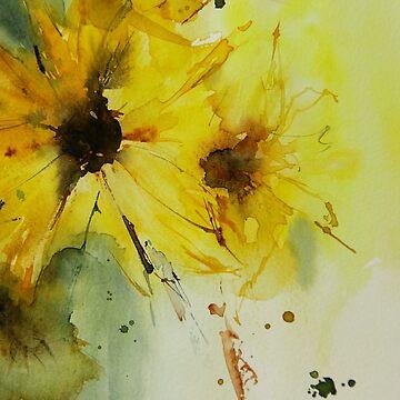 sunflowers1 von welallmwel