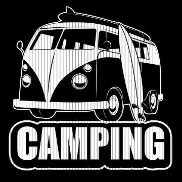 Camping by S-p-a-c-e