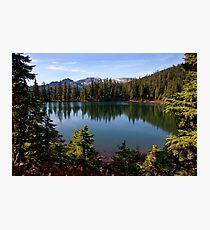 Kwai Lake Photographic Print