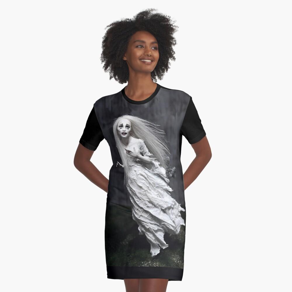 Geisterstunde T-Shirt Kleid