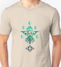 Emerald Priest Pixel Art Slim Fit T-Shirt