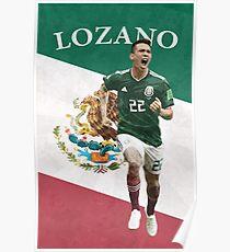 Lozano Mexico Poster Poster