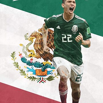 Lozano Mexico Poster by NIKOisCREATING