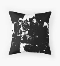 Fallout 3, Fallout New Vegas, Fallout 4 - T45 Power Armour Silhouette Floor Pillow