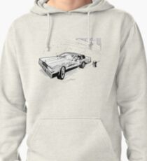 Brooklyn Cadillac Pullover Hoodie
