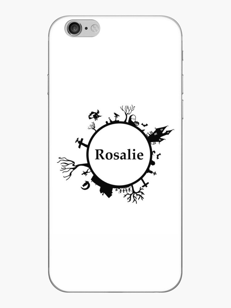 Halloween name Rosalie by PM-Names