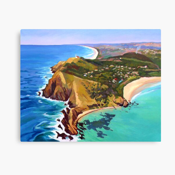 Byron Bay Canvas Print