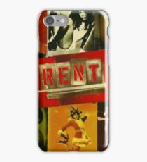 RENT The Musical  iPhone Case/Skin
