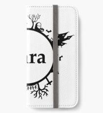 Halloween name Tara iPhone Wallet/Case/Skin