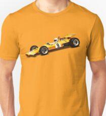 Orange Grand Prix Racer T-Shirt