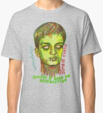 Zombie Curtis Classic T-Shirt