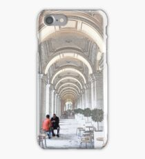 Discussion Time iPhone Case/Skin