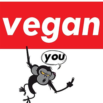Vegan You Awesome Vegan Foodietoon by ProjectX23