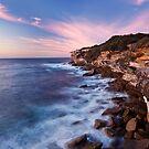 Crumbled Coastline by MagnusAgren