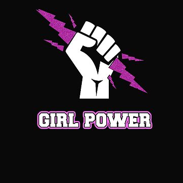 Girl Power by leeseylee