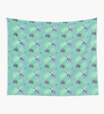 Berries and birds Wall Tapestry