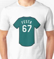 Matt Festa Jersey Unisex T-Shirt