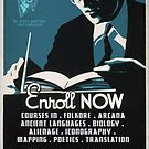 H.P. Lovecraft Travel Poster: Miskatonic University by futurilla