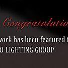 Studio lighting banner by Trish O'Brien