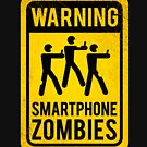 Smartphone Zombies by Lanfa