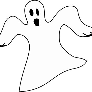 Halloween Big Ghost by MartinV96