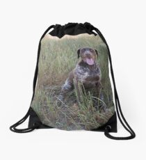 Beautiful Rosie... Drawstring Bag