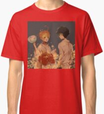 The Promised Neverland Ray & Emma Classic T-Shirt
