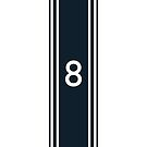 racing stripe .. #8 by badduck09