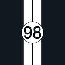 racing stripe .. #98 by badduck09