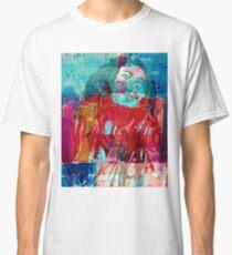 Bob Marley painting Classic T-Shirt