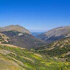USA. Colorado. Rocky Mountains National Park. by vadim19