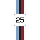 racing stripe .. #25 by badduck09