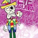 Halloween Poster 2009 - Eye Carumba by Sketchaholic
