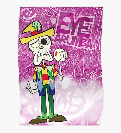 Halloween Poster 2009 - Eye Carumba Poster