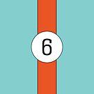 racing stripe .. #6 by badduck09
