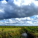 A Dutch cloudscape by jchanders