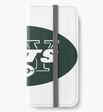 Jets New York iPhone Wallet/Case/Skin
