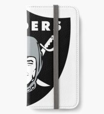 Raiders Oakland iPhone Wallet/Case/Skin