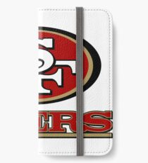 49ers San Francisco iPhone Wallet/Case/Skin