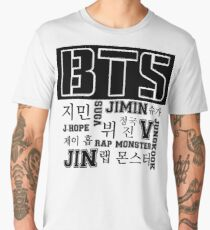 BTS! Men's Premium T-Shirt