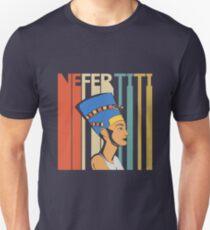 Vintage Retro Nefertiti Unisex T-Shirt