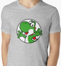Yoshi Men's V-Neck T-Shirt