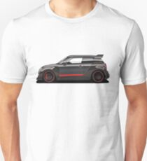 Mini JCW GP concept Unisex T-Shirt