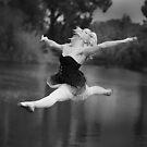 Swan Lake by Katherine Davis
