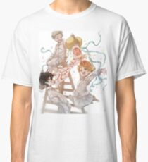 The Promised Neverland Ray, Emma & Norman Classic T-Shirt