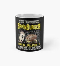 The amazing brainburger Mug