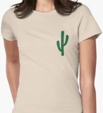 Cactus Women's Fitted T-Shirt