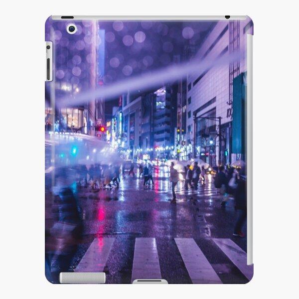 From My Umbrella - Shibuyacapes at Rainy Night iPad Snap Case