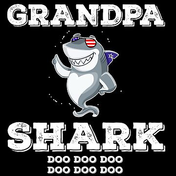 Grand Pa Shark by LeoZitro